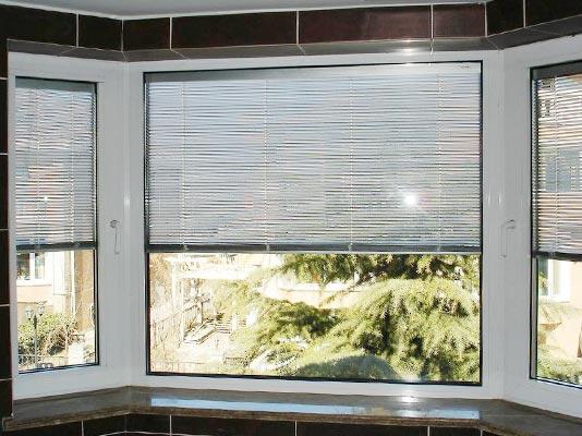 中空内置百叶节能玻璃 遮光玻璃窗
